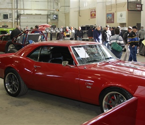 The Range Specialty Auto Auction - 2015